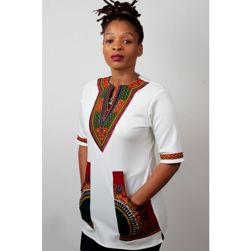 Adaku Dashiki Ladies