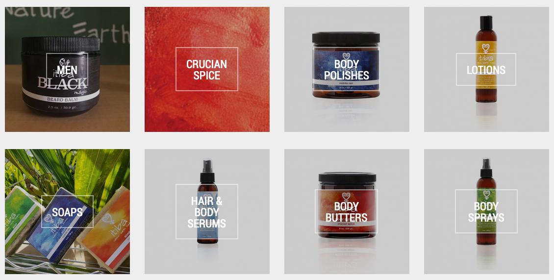 ITIBA Natural Beauty Products