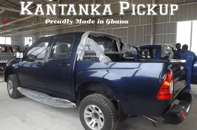 Kantanka Pickup