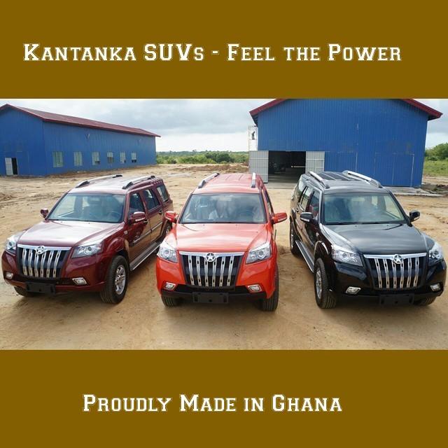 Kantanka Automobiles