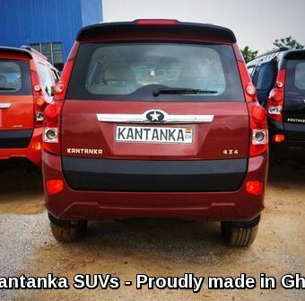 Kantanka SUV