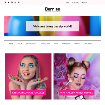 Bernise WordPress Theme