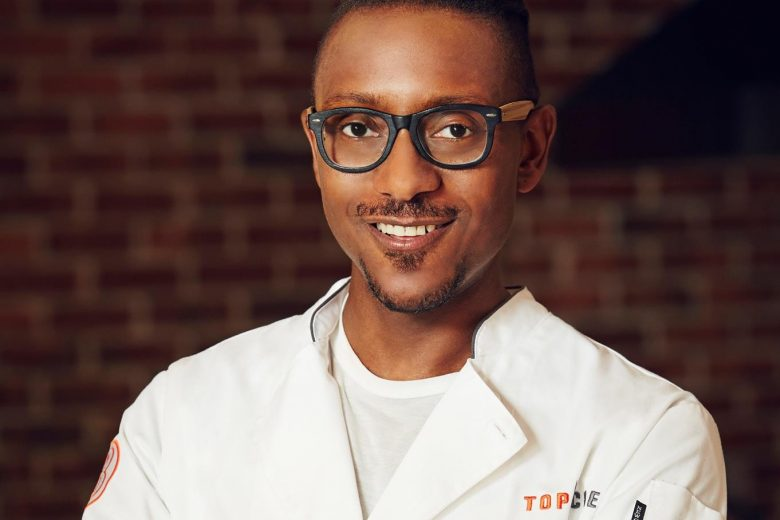 Gourmet Chef-Gregory Gourdet