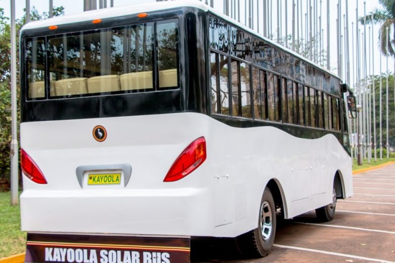 Kayoola Electric Buses
