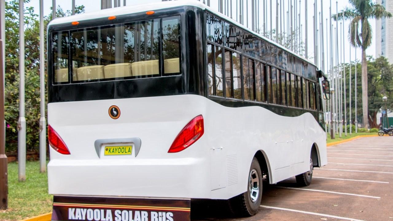 Kayoola Electric Buses