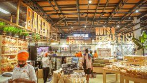 Naivas Supermarket-Kilimani Food Market