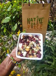 Native Juice and Whole Foods