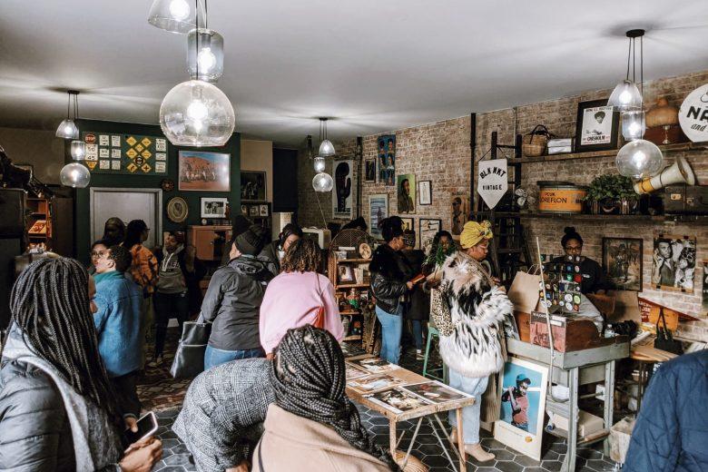 Blk Mkt Vintage Shop