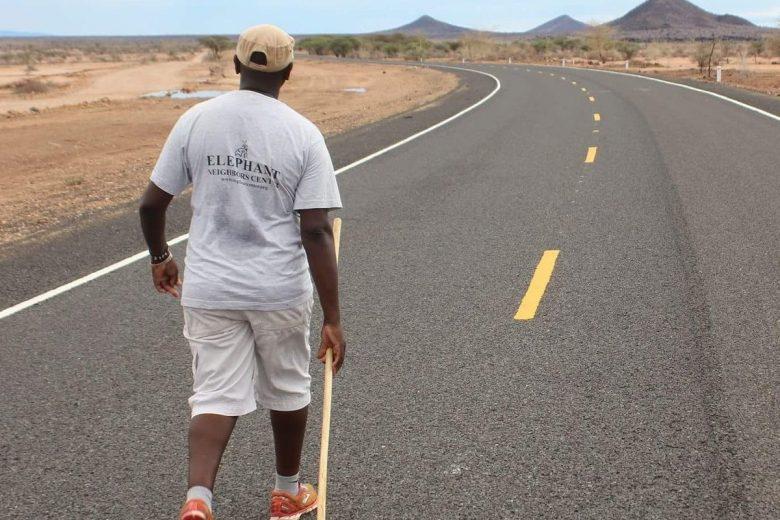 Jim Justus Nyamu- Advocate against Ivory Trade