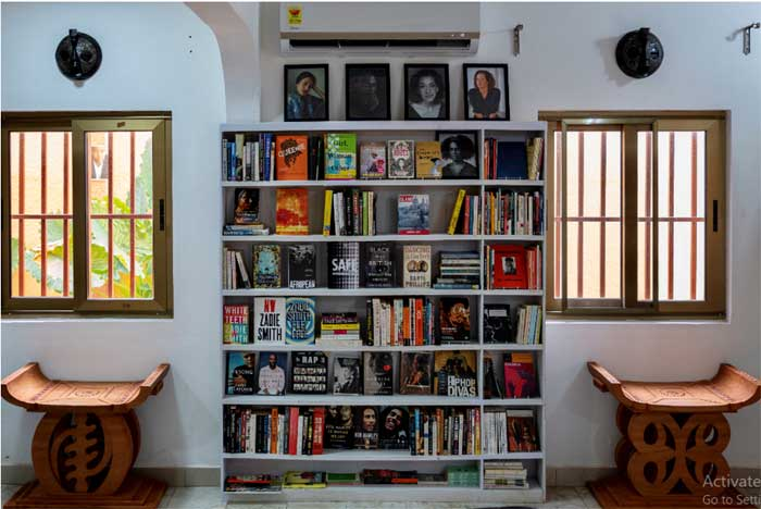 Library of Africa and the African Diaspora