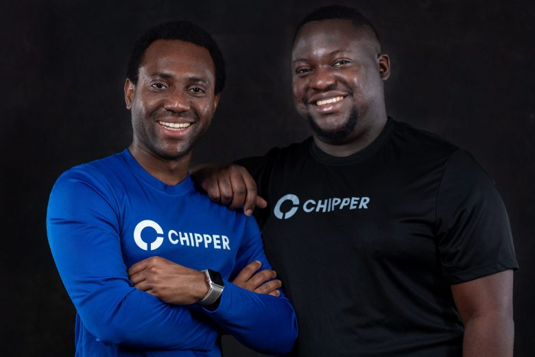 Chipper Cash App Founders