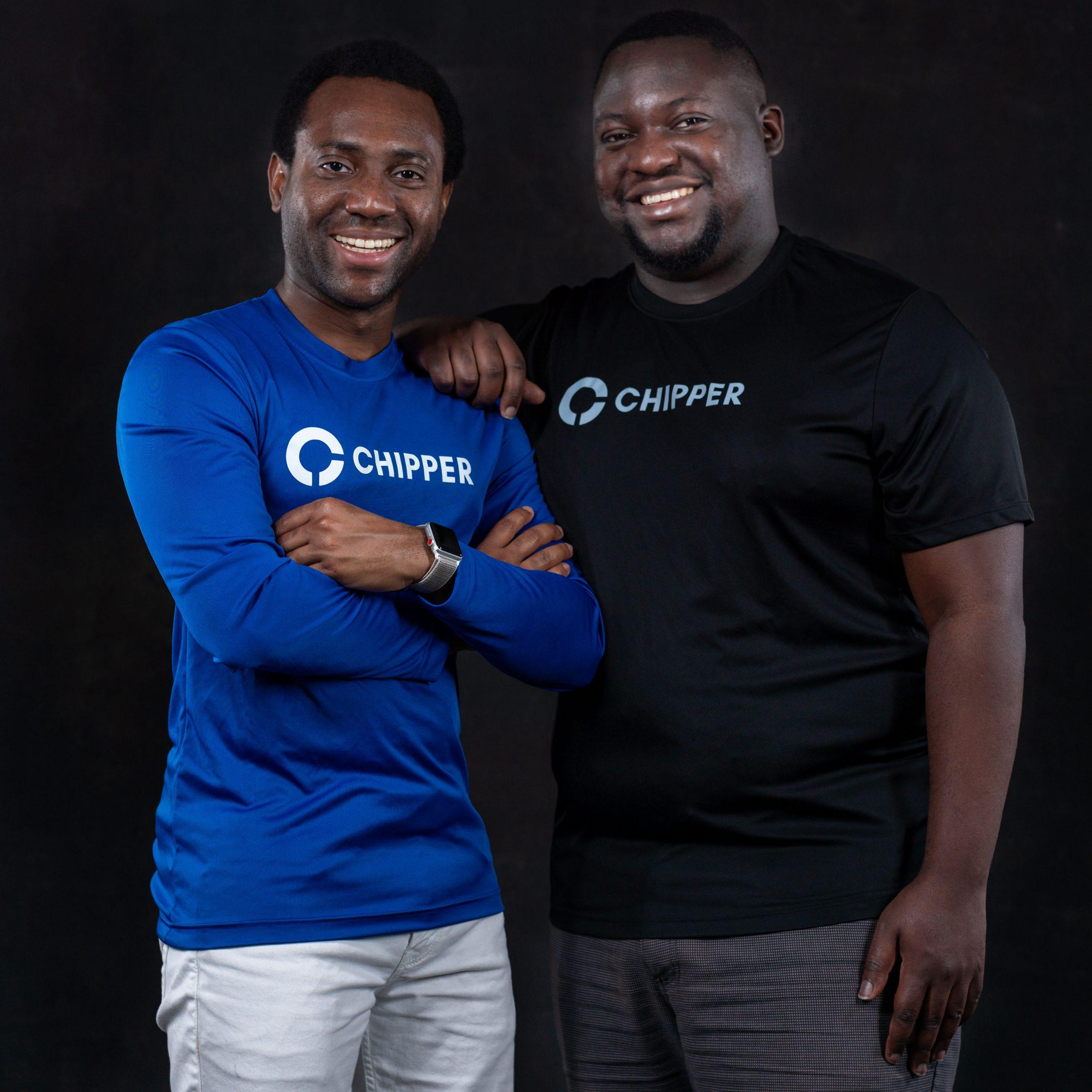 Chipper Cash App Founders