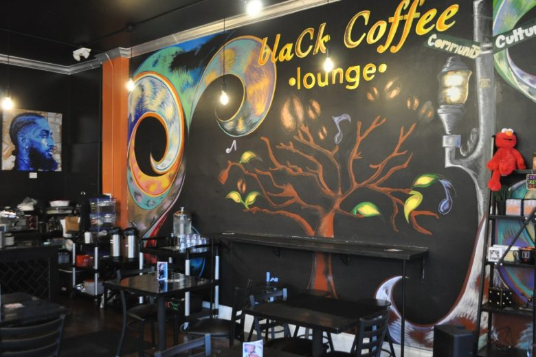 Black Coffee Lounge Cincinnati