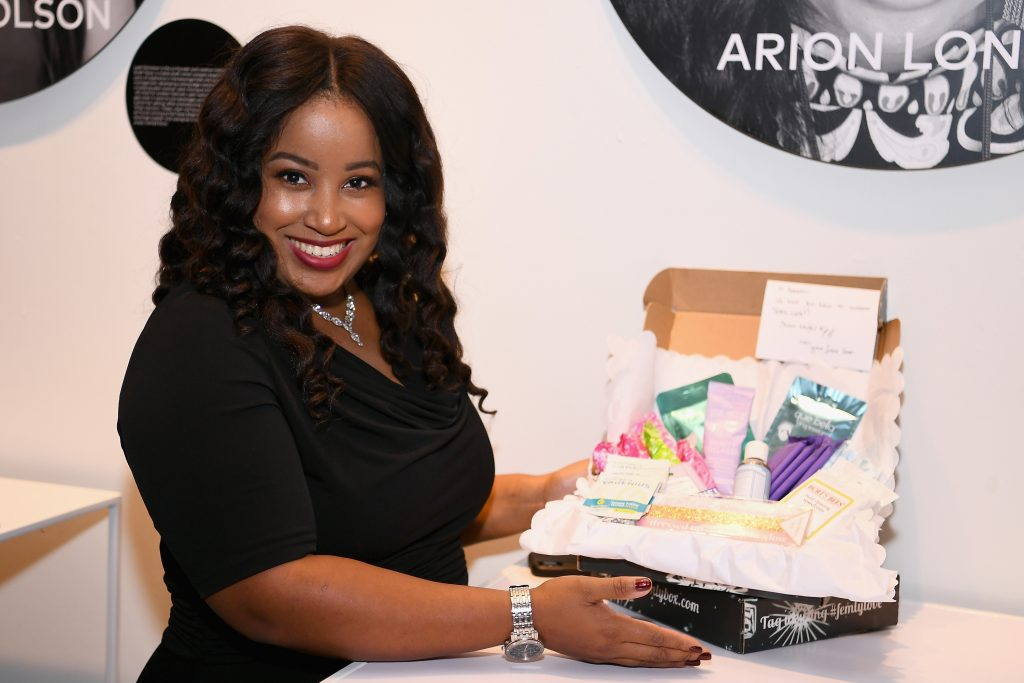Femly Box Founder Arion Long