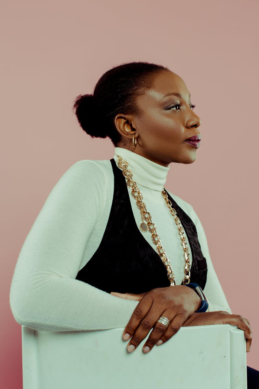 Nigeria's Beautypreneur, Epara Skin Care's Ozohu Adoh.