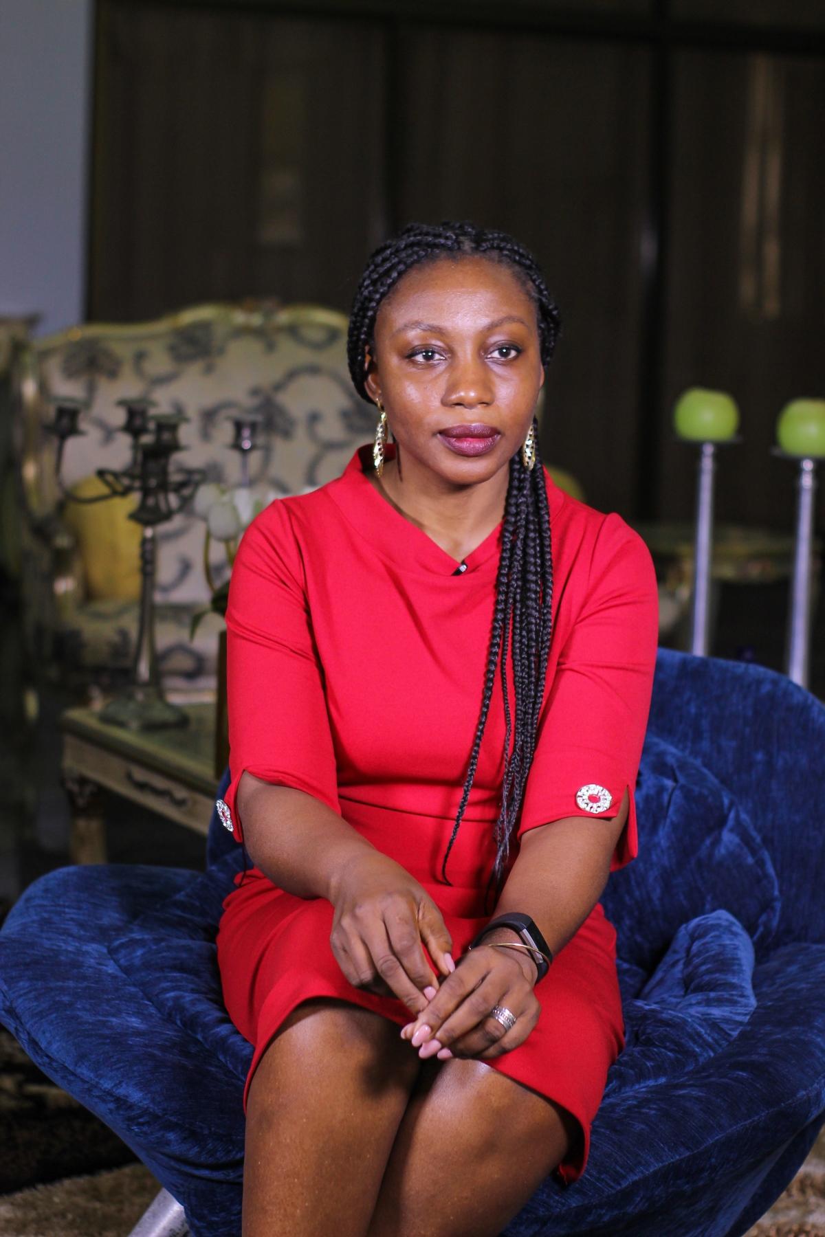 Epara Skin Care Founder and CEO, Ozohu Adoh