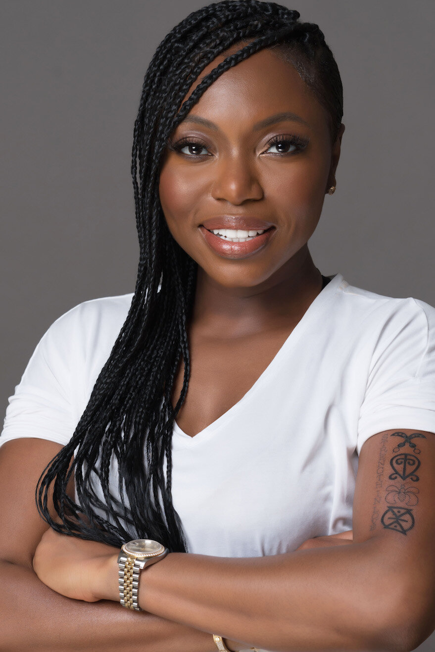 Nigeria's Beautypreneur, Uoma Beauty's Sharon Chuter