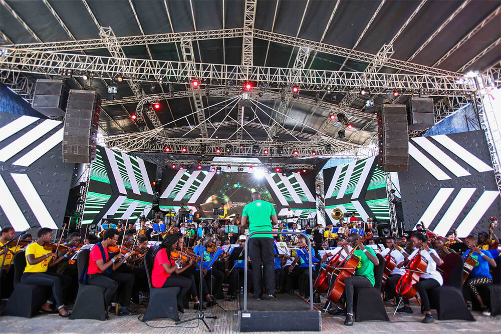 Safaricom International Jazz Festival