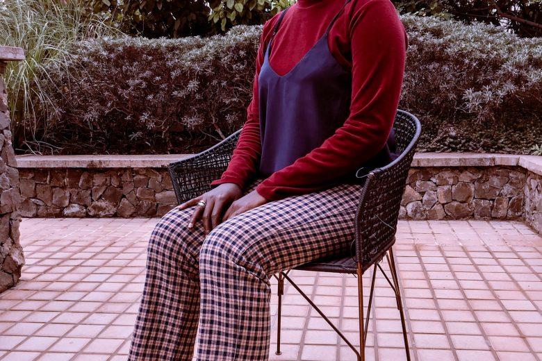 Kenyan Jewelry Designer, Theresia Kyalo.