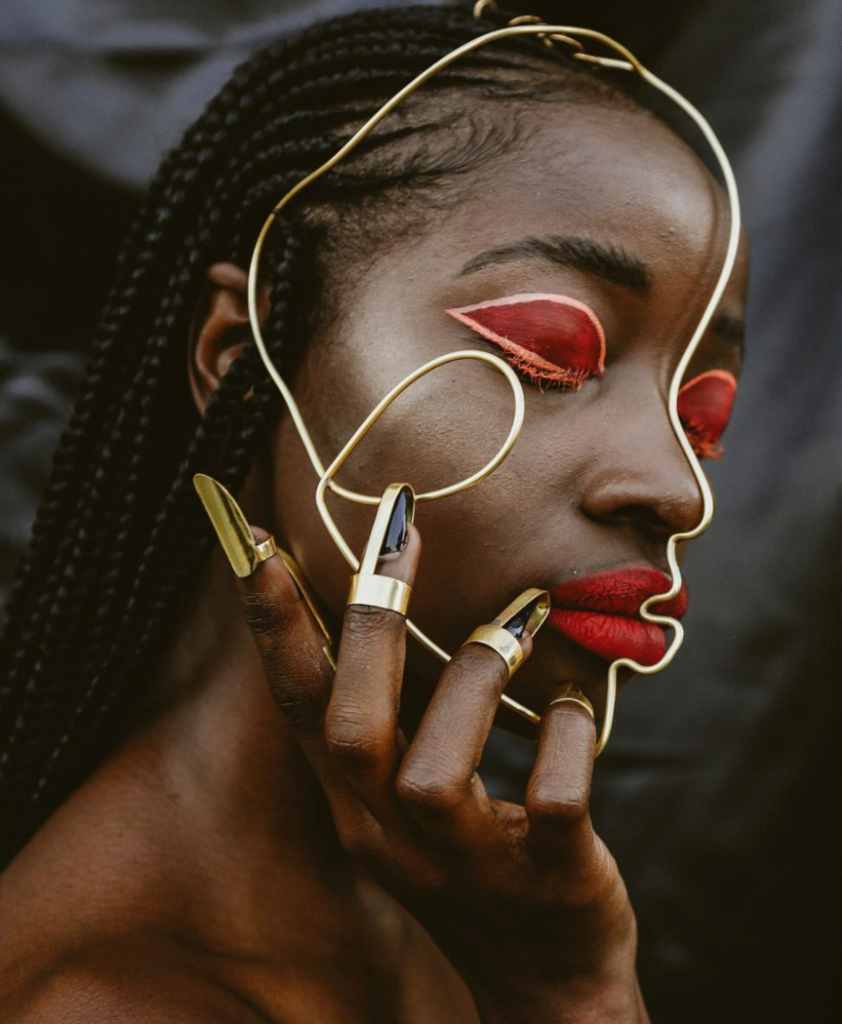 Kenyan Jewelry deisgner, Theresia Kyalo