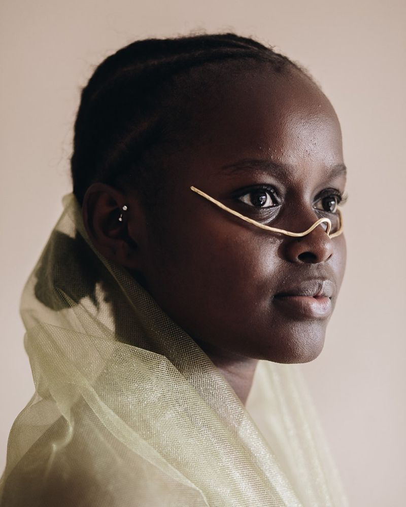 Kenyan Jewelry designer, Theresia Kyalo
