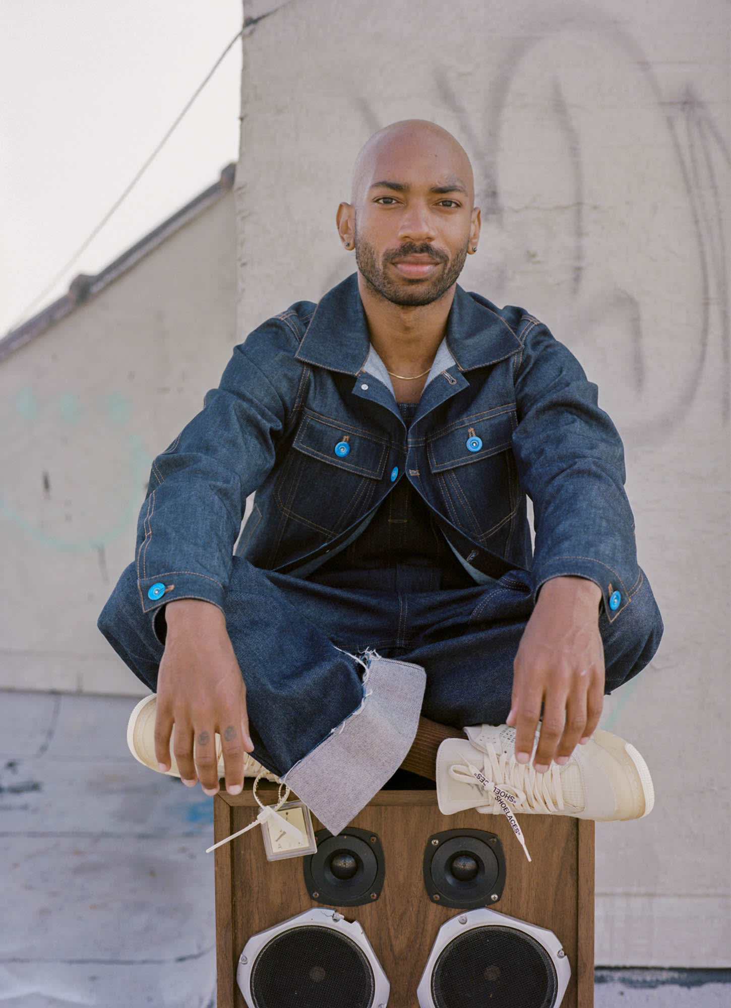 Black Fashion Fair Founder, Antoine Gregory