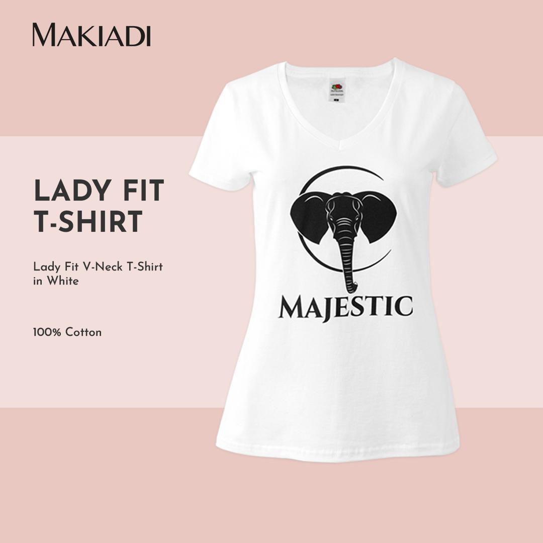 Makiadi Lady Tshirt