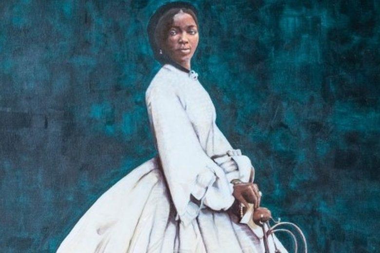 Sarah Forbes Bonetta Painting