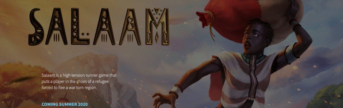 Salaam Video Game