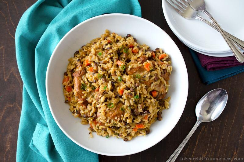 Trinidad and Tobago food